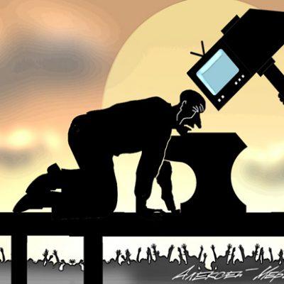 Игорь Яковенко: победоносный телевизор
