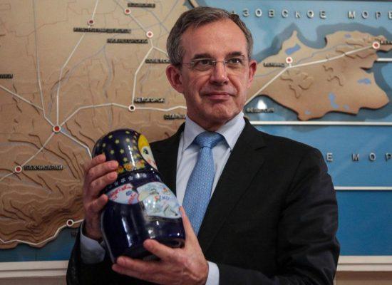 Фейк «Вестей»: Франция собирается предложить Евросоюзу отменить санкции в отношении России