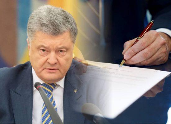 """Fake """"Wiesti niedieli"""": Petro Poroszenko ma zamiar zorganizować ludobójstwo"""