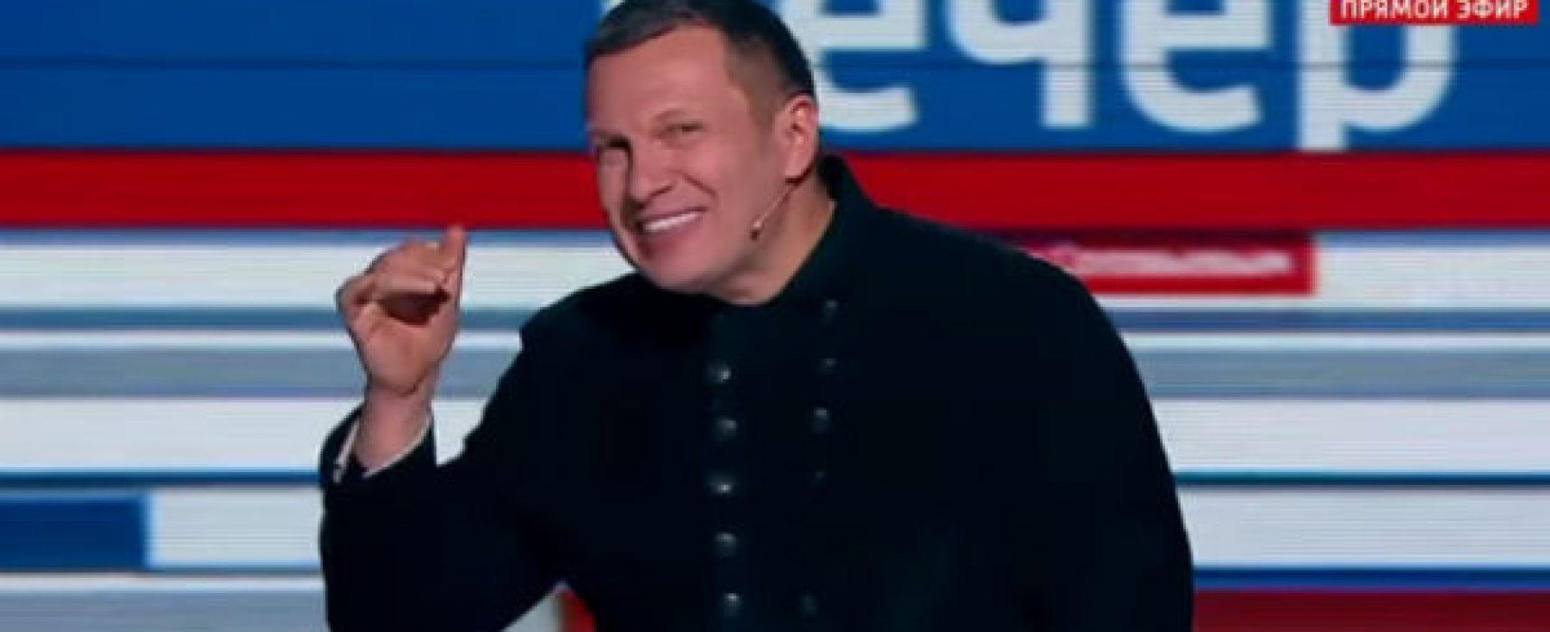 Игорь Яковенко: Путинский хохотальник не выключается никогда