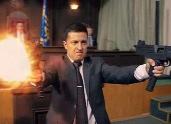 Un partito filorusso bulgaro usa l'immagine di Zelensky per la sua campagna elettorale