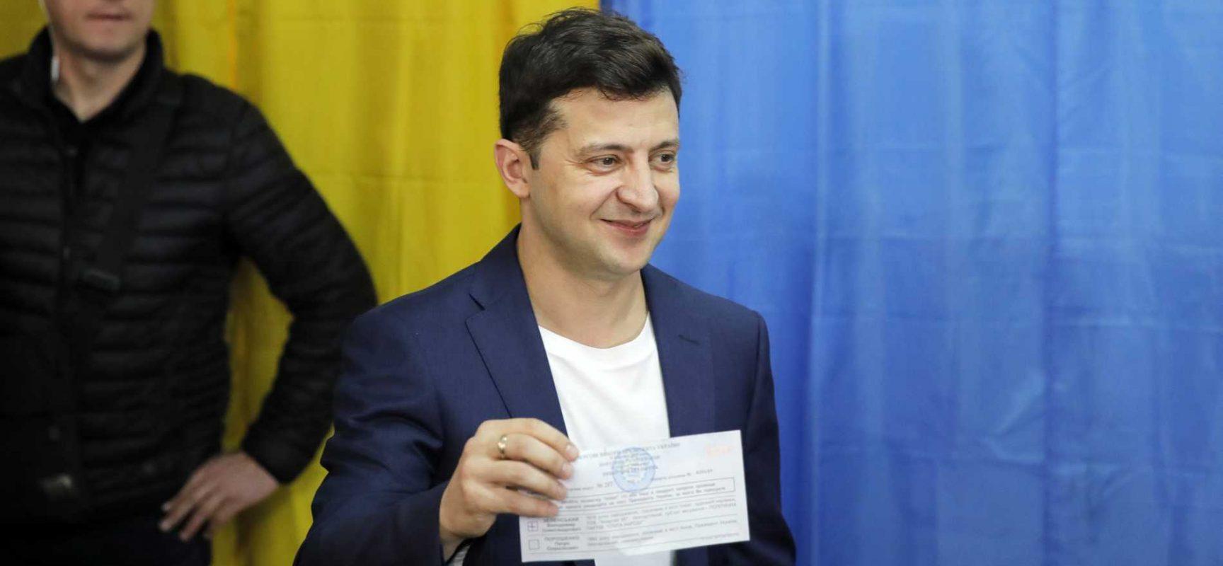 Dichiarazione congiunta dei rappresentanti della società civile sui primi passi politici del presidente dell'Ucraina Volodymyr Zelensky
