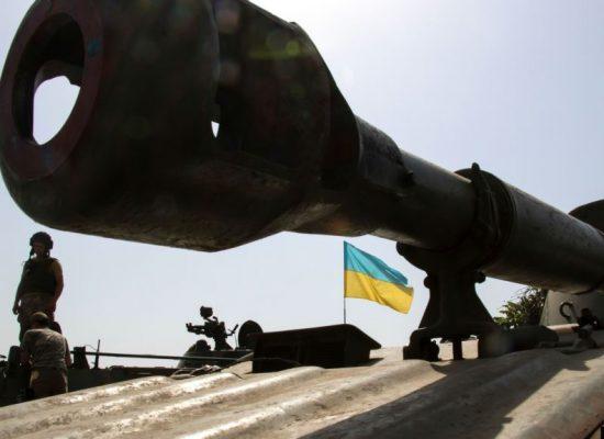 Russian media repeats false claim on use of force in Eastern Ukraine