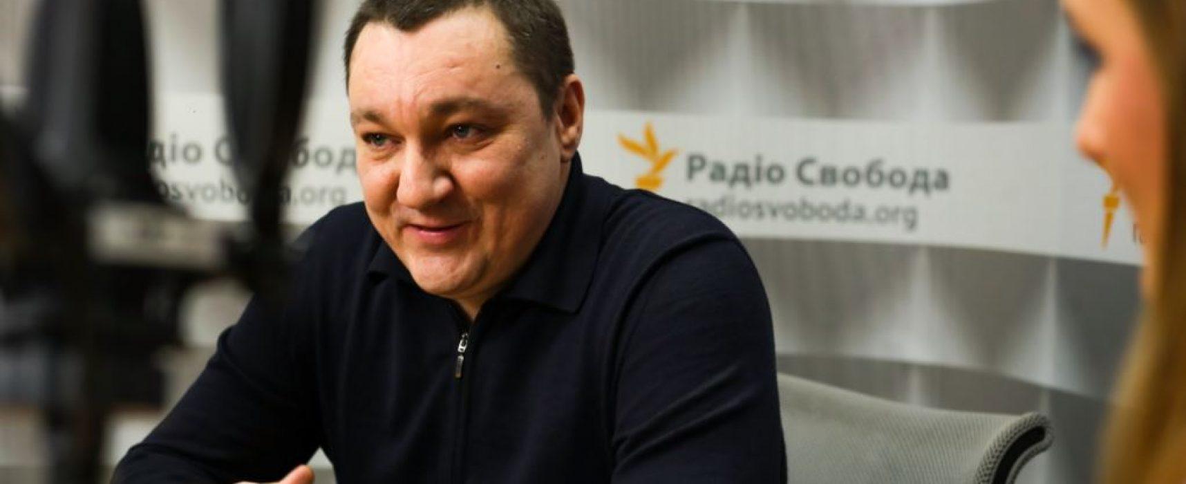 Павел Казарин: Дмитрий Тымчук. RIP