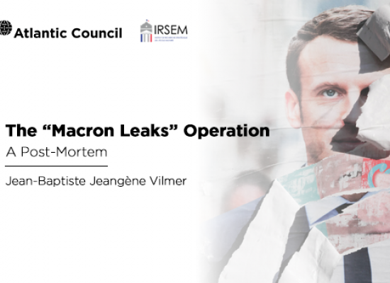 "The ""#Macron Leaks"" operation: A post-mortem"