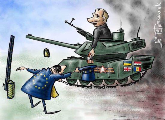 Игорь Яковенко: Торжество кровавого хама