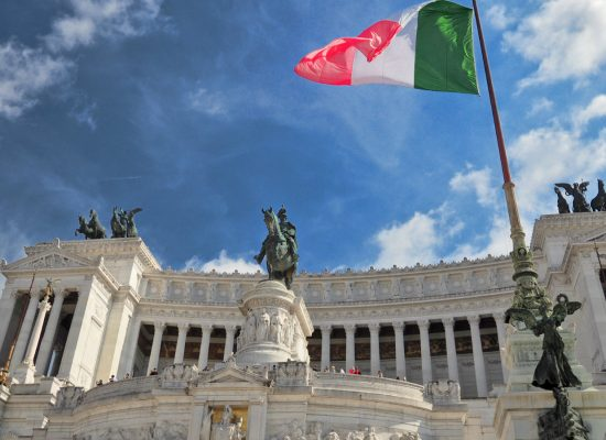 Russia's active measures strategy in Italy