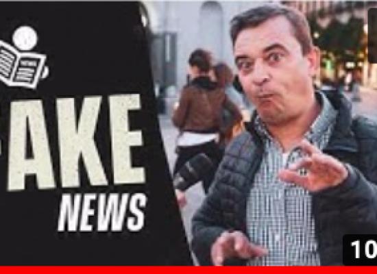Noticias falsas y su peligro (entrevistas de calle)