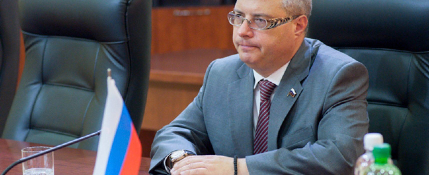 Игорь Яковенко: Цена филейной части депутата Гаврилова