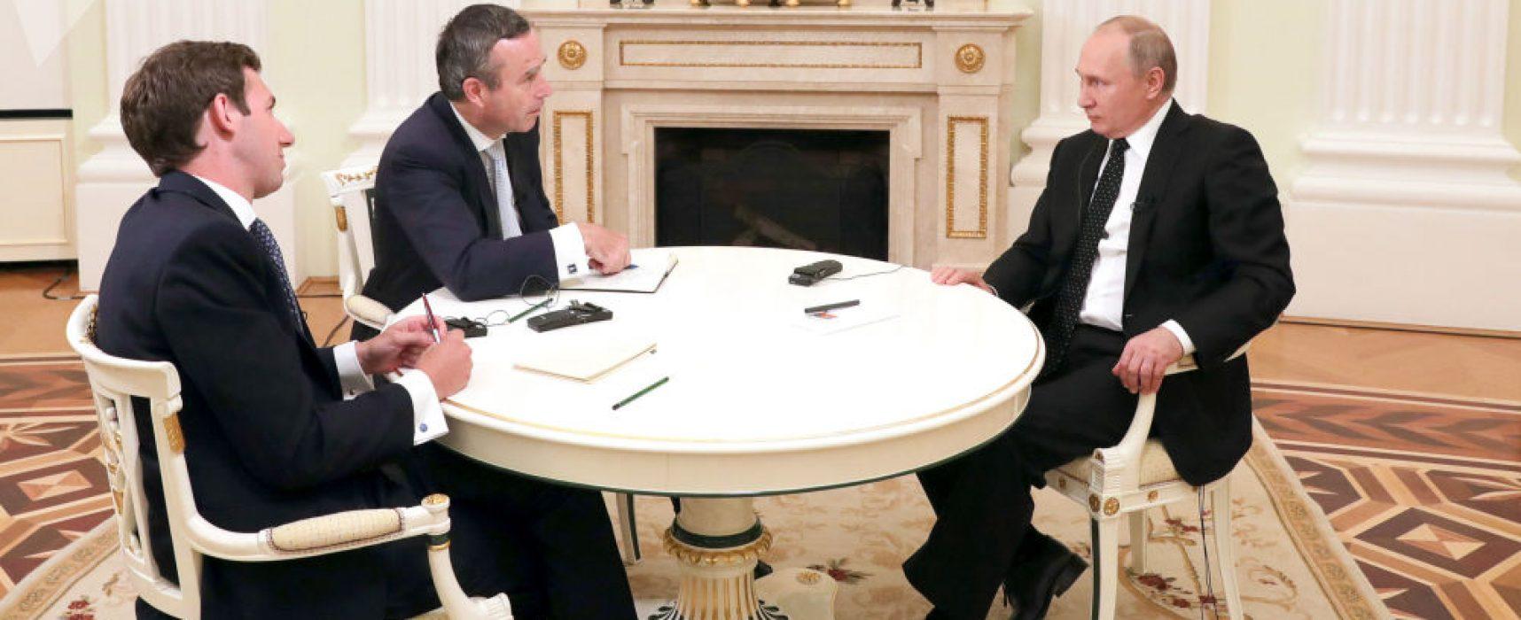 «Диавол есть отец лжи». 5 примеров того, как Путин обманул Financial Times