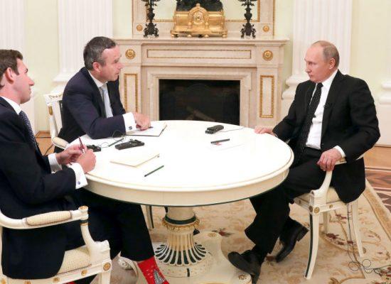 «Диявол є батьком брехні». 5 прикладів того, як Путін обдурив Financial Times