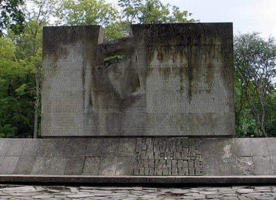 Фейк РИА «Новости»: в Эстонии назвали «малоценным» оскверненный монумент жертвам фашизма