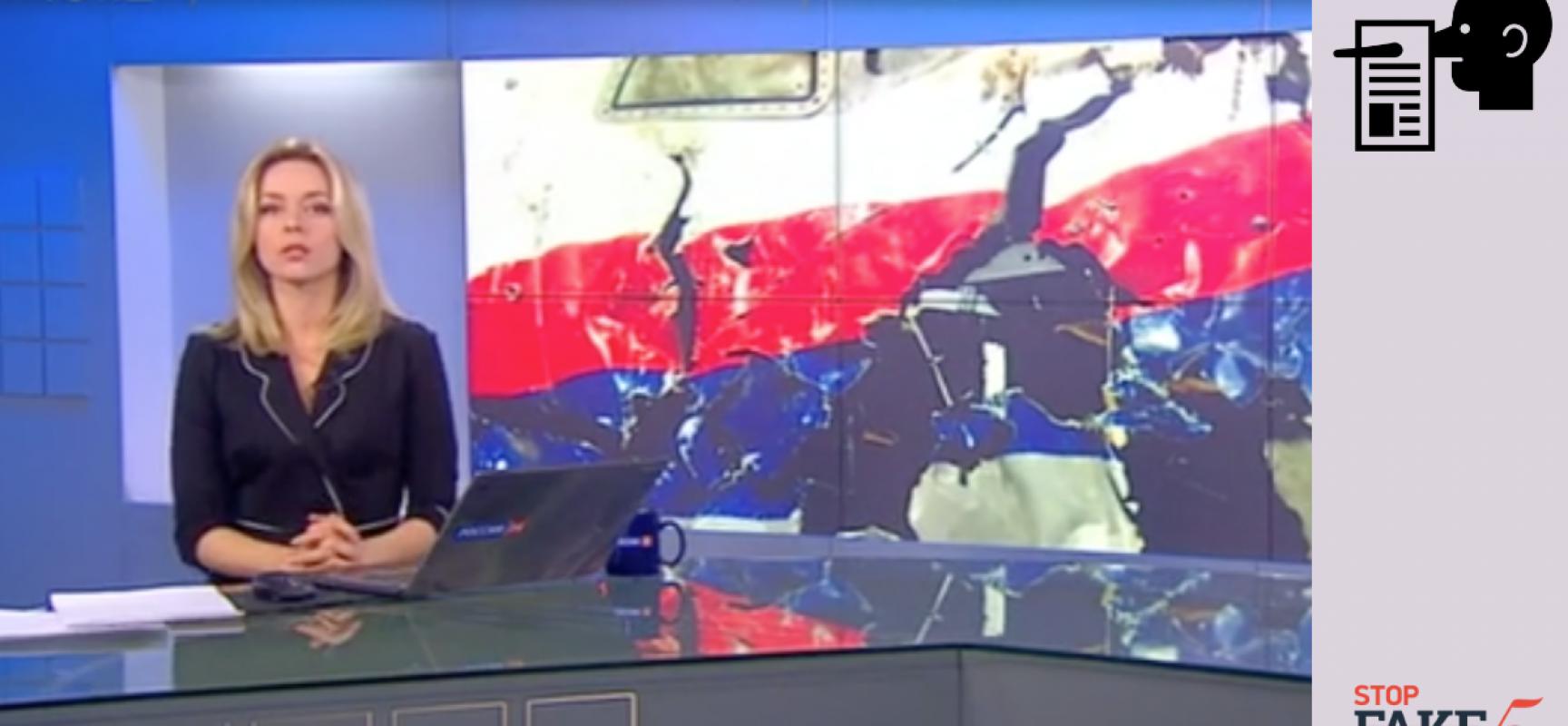 Fake: l'Olanda incolpa l'Ucraina per l'abbattimento del Boeing MH17