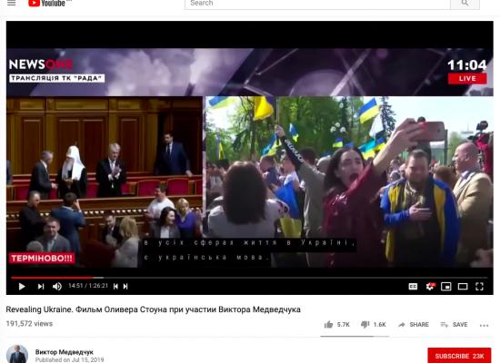 Las falacias del documental de Oliver Stone sobre Ucrania (primera parte)