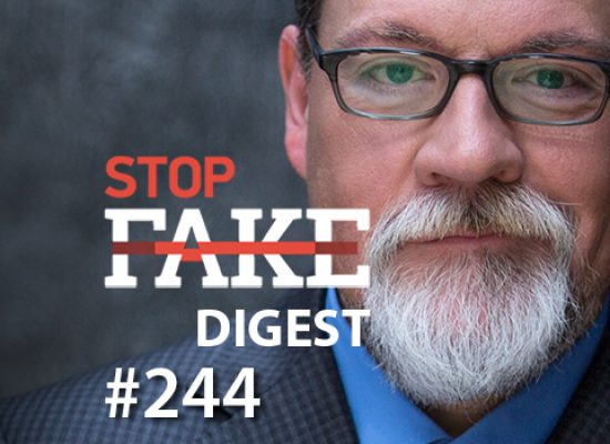 Five years of fakes about downing of MH17: StopFake with Marko Suprun (No. 244)