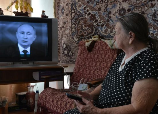 Основним дозвіллям росіян став телевізор – опитування
