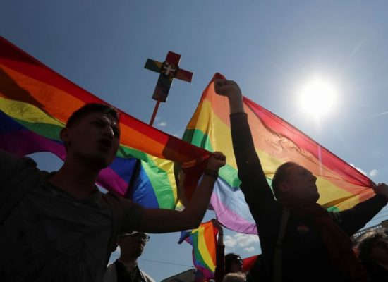 Putin tells Elton John Russia 'unbiased' toward LGBT community