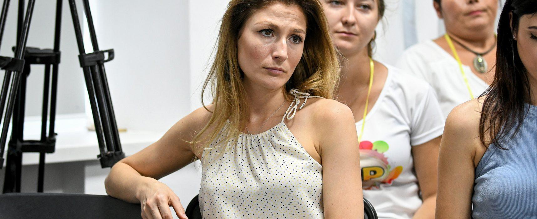 Emine Dzheparova, première vice-ministre de la politique de l'information de l'Ukraine: «Rêver de la Crimée toutes les nuits, c'est une douleur folle»