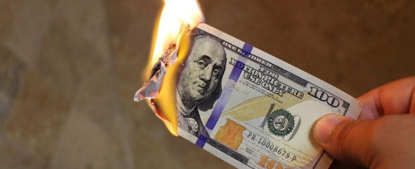 Фейк российских СМИ: доллар вот-вот лишится статуса мировой резервной валюты