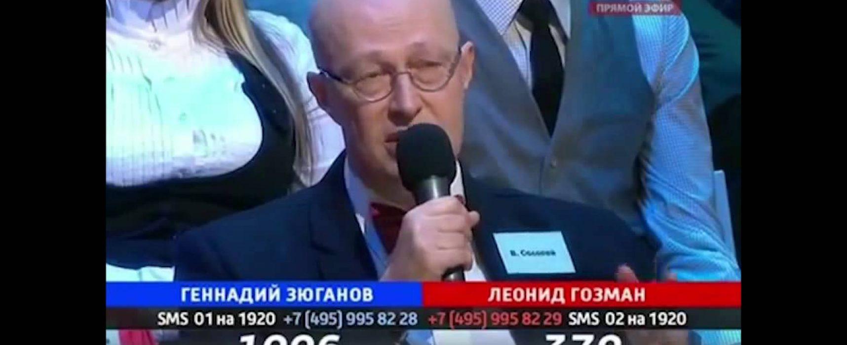 Игорь Яковенко: Осторожно, Соловей!