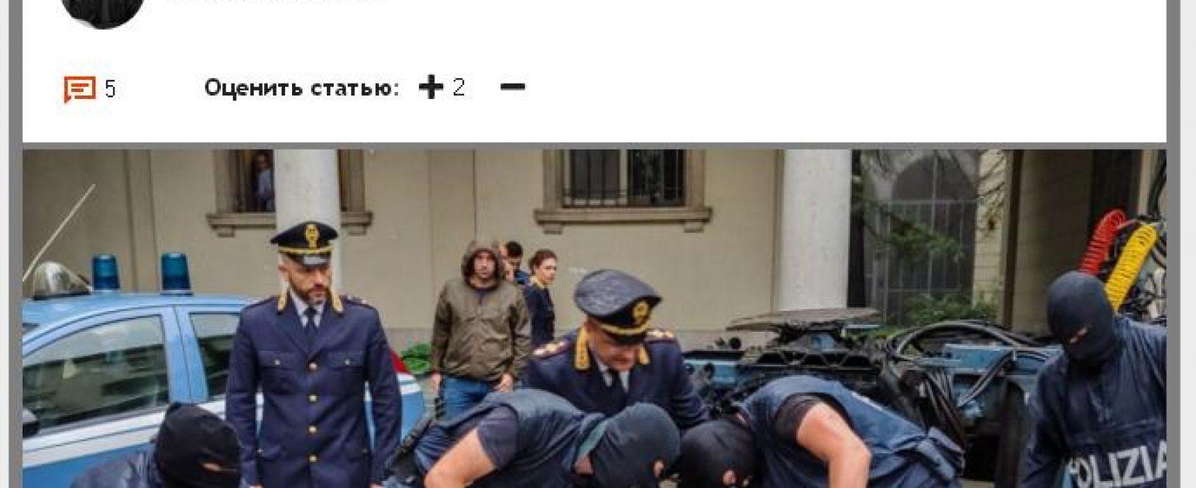 Manipolazione: nazionalisti ucraini volevano uccidere Salvini
