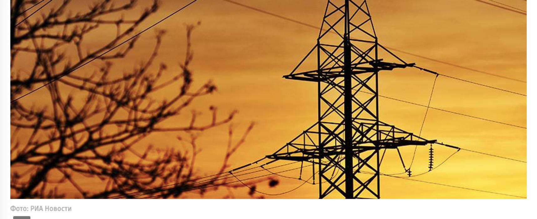 Especulación: En Ucrania declararon que el puente energético con la UE es inapropiado