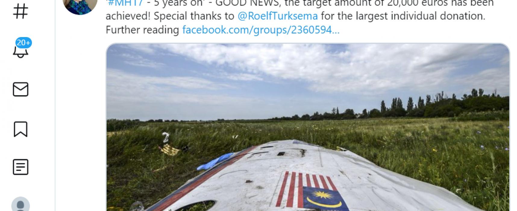 Новый фильм российской пропаганды об MH17: старая ложь на новый лад