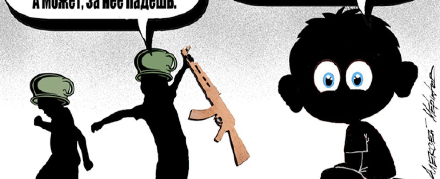 Игорь Яковенко: Искоренение разума