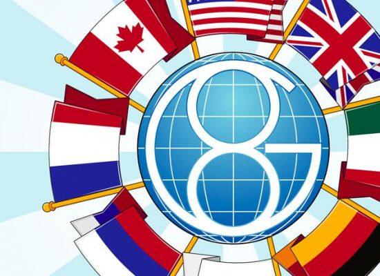 RIA Novosti zvažuje pozvání Ruska k návratu na G8. Žádné však nepřišlo.