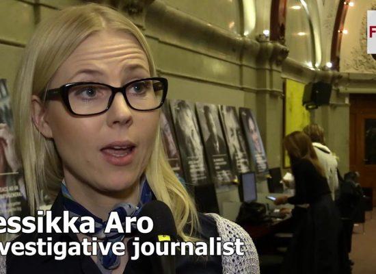 Jessika Aro: Putinin Trollit