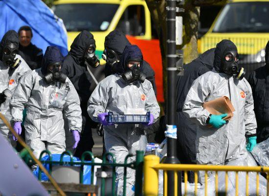«Российская газета» приписала британській поліції заяву про непричетність Росії до отруєння Скрипалів. Поліція заявила протилежне