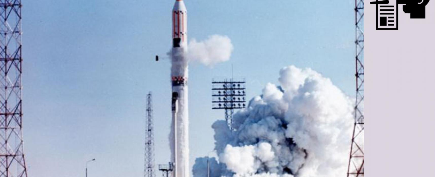 Fake: Zukunft der Ukrainischen Raumfahrt besteht nur aus Resten der sowjetischen Vergangenheit