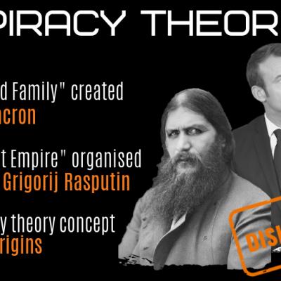 Kremlin disinformation this week: Old lies, Jewish bankers, and green dictators