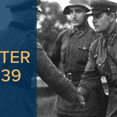 The specter of 1939: The unlearned lessons of WWII linger in, for some