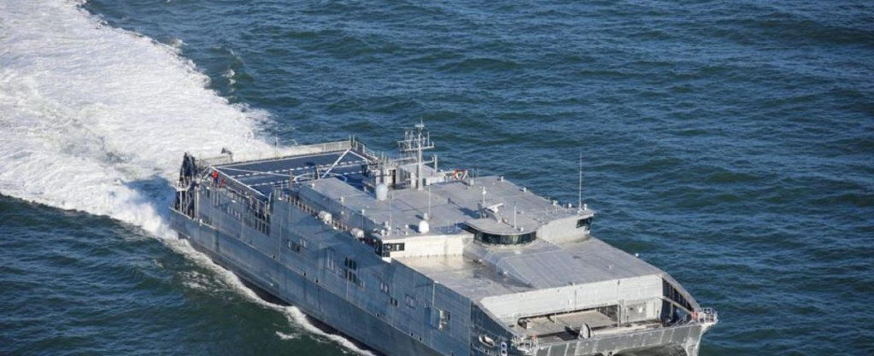 False: Russian claim Georgia denied USNS Yuma entry to its Black Sea port