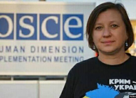 Нарада ОБСЄ перетворюється на пропагандистський майданчик Росії – правозахисниця