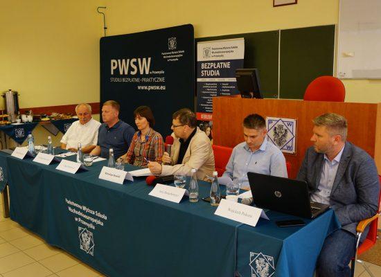 Przemyśl: Dziennikarze dyskutowali o swojej roli w stosunkach polsko-ukraińskich