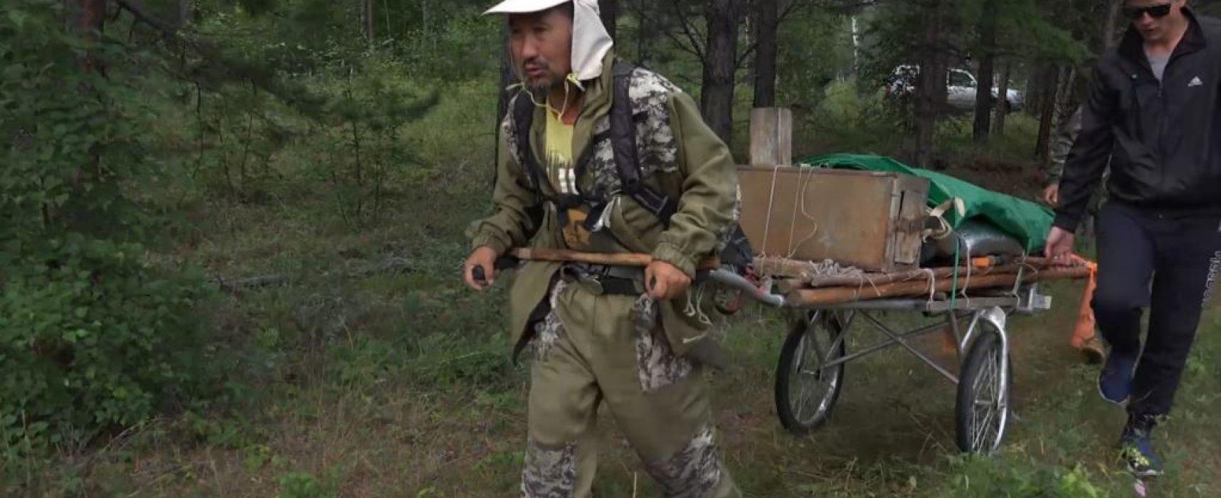 Gabyshev, lo sciamano siberiano che ha spaventato Putin più di Navalny
