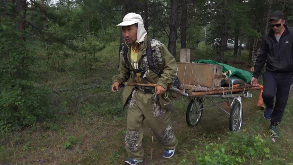 Gabyshev lo sciamano siberiano che ha spaventato Putin