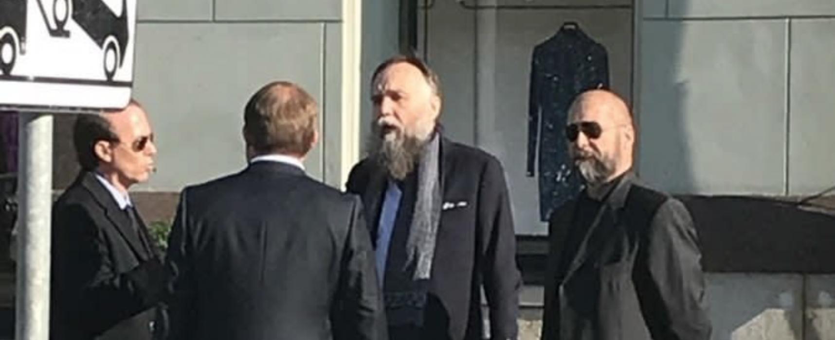 Identificati gli uomini russi presenti al Metropol con Savoini