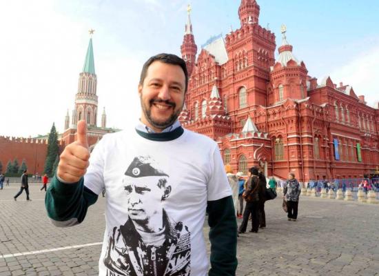 Лига Кремля. Как Москва финансирует правящую партию Италии. Совместное расследование The Insider, Bellingcat и BuzzFeed