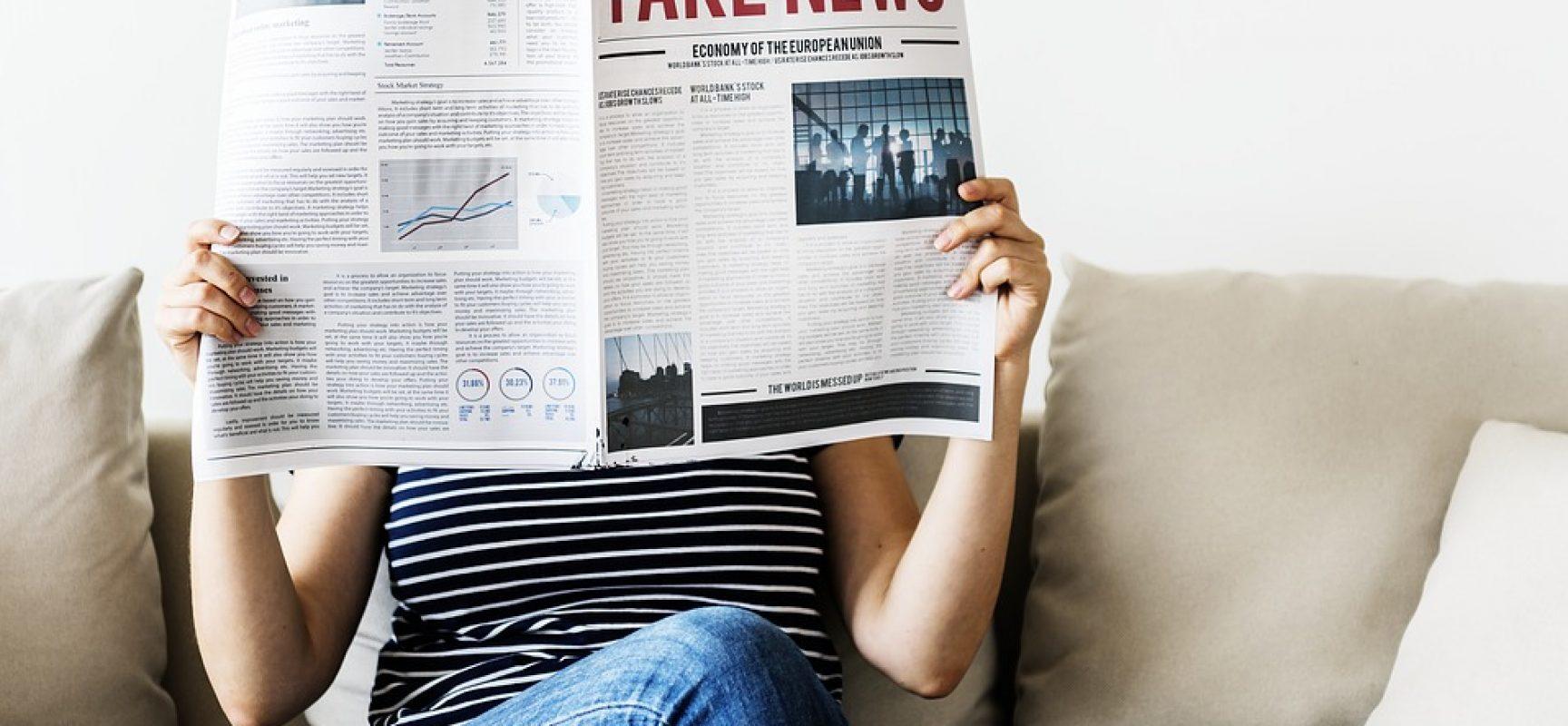 Fałszywa informacja rozmnaża się szybciej niż dementi