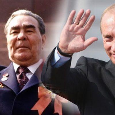 Like Brezhnev's, language of 'developed Putinism' blocks reality from breaking through, Yakovenko says