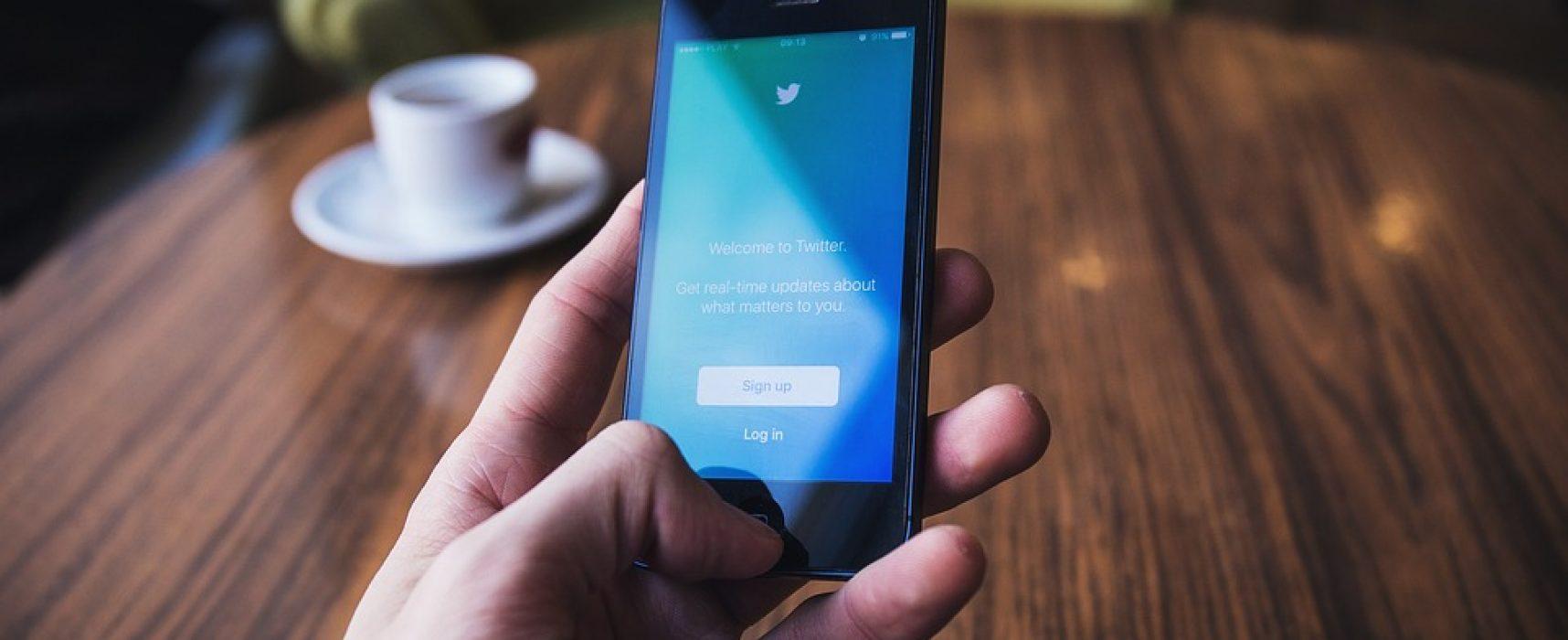Ponad 10000 kont dezinformacyjnych usuniętych z Twittera