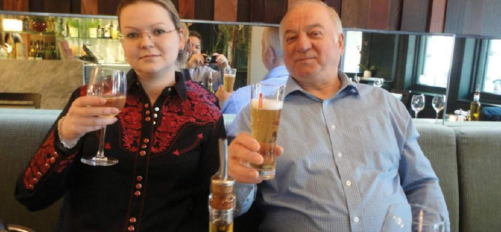 Attack on Skripal and chemical attack in Syria are linked by one thing – Russian propaganda