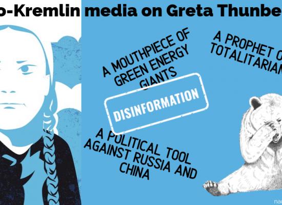 Why is the pro-Kremlin media afraid of Greta?