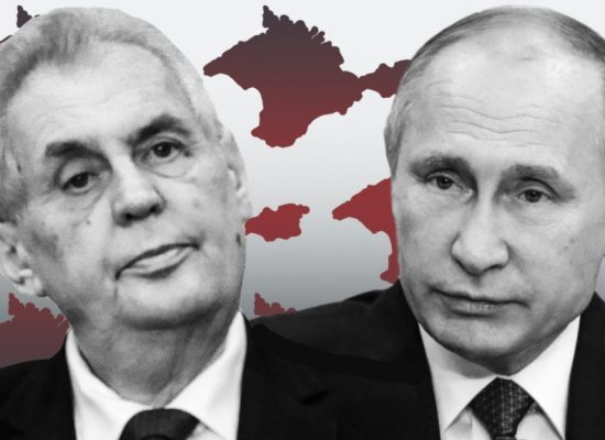 """Vitalij Portnikov: Zeman, Krym a """"užiteční"""" Krymští Tataři"""