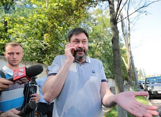Вышинский стал директором в кремлевском медиахолдинге «Россия Сегодня»