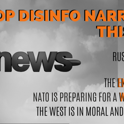 Přehled dezinformací: svět očima Kremlu