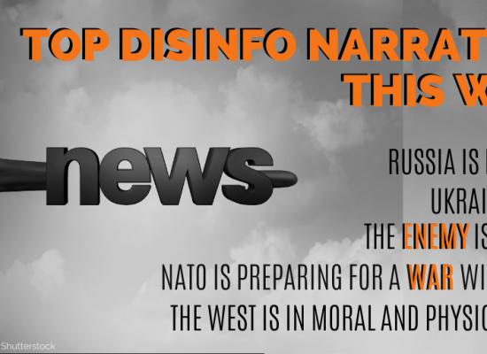 Огляд дезінформації: світ очима Кремля